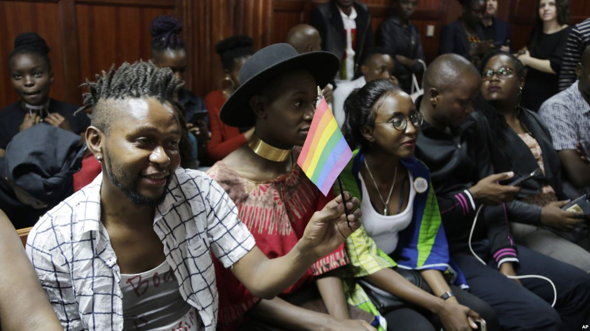 Kenya's LGBT Discrimination Costs Economy $1 3 Billion, 1 7