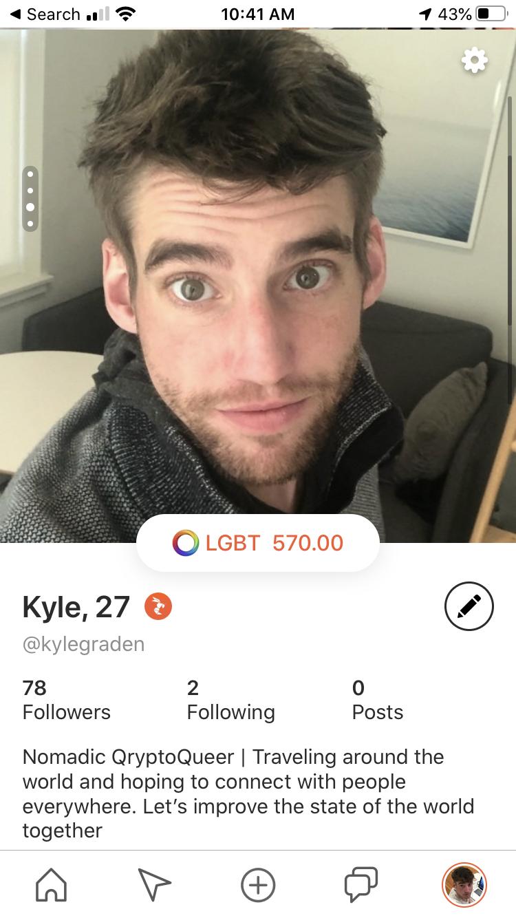 Kyle Graden Hornet Profile
